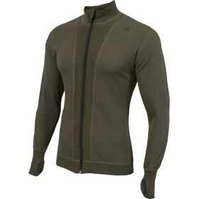 Aclima HotWool 230G/M2 Light Jacket Olive Night